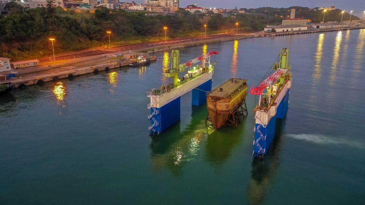 Sandock Austral shipyard